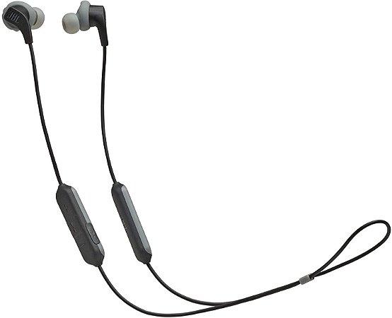 Fone de Ouvido Esportivo Bluetooth com Microfone JBL Endurance Run BT Preto