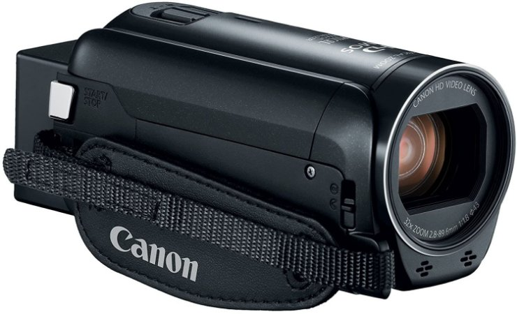 Filmadora Digital Canon Vixia HF R800 3.28MP Zoom Óptico 32X Vídeo Full HD