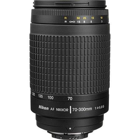 Lente Nikon AF FX 70-300mm f/4-5.6G