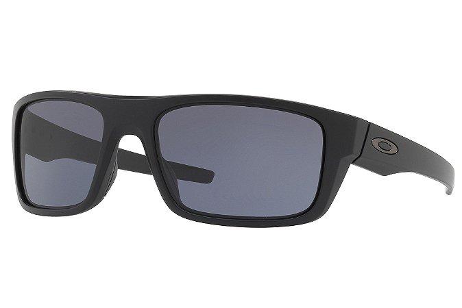 bf44963e947 Óculos Oakley Drop Point Matte Black W  Grey - Tribe OnLine