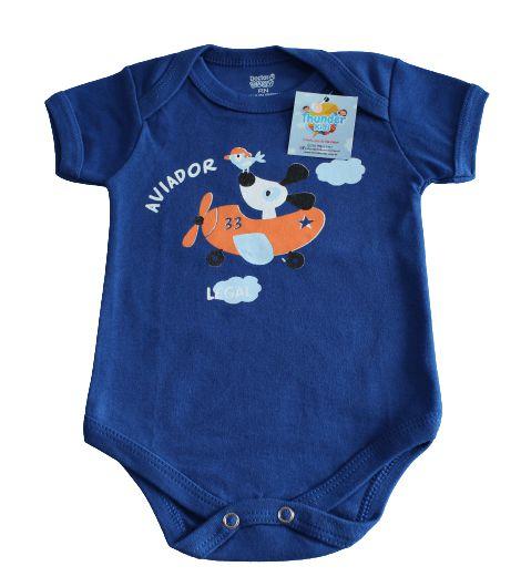 Body Doctor Baby unissex Azul