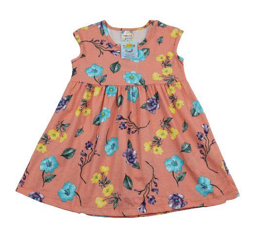 vestido floral brandili