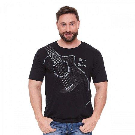 Camisa Masculina Mensagem (disponível G e GG)
