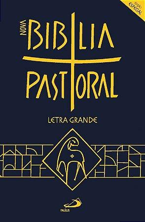 Bíblia Pastoral Letra Grande
