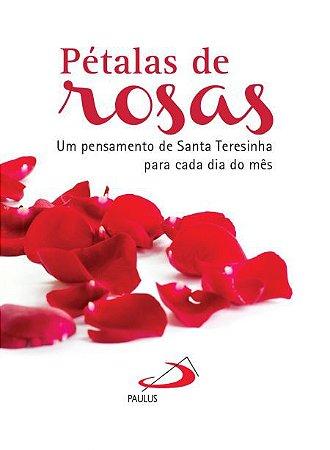 Pétalas de rosas