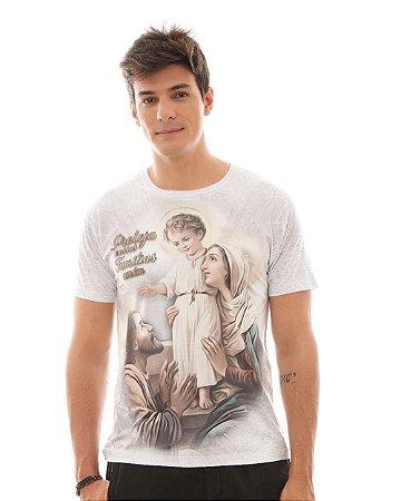 Camisa Sagrada Família (disponível G, GG e XG)