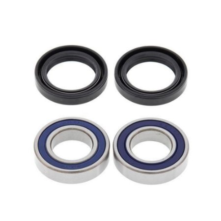 Kit Rolamentos Roda Dianteira All Balls Cr125r - 25-1081