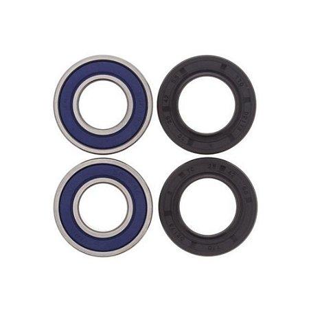 Kit Rolamentos Roda Dianteira All Balls Z750 Zr750 - 25-1223