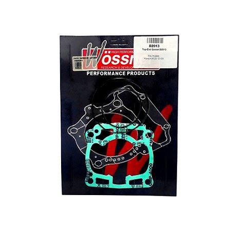 Junta Superior De Motor Wossner Kawasaki Kx125 03-08 - D2013