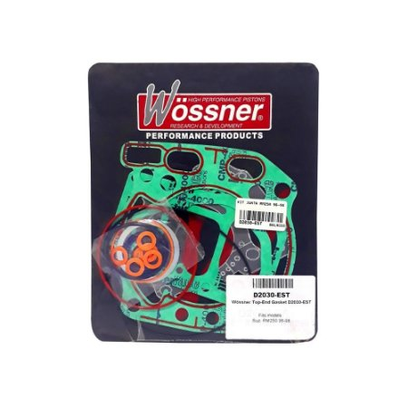 Junta Superior De Motor Wossner Suzuki Rm250 - D2030-EST