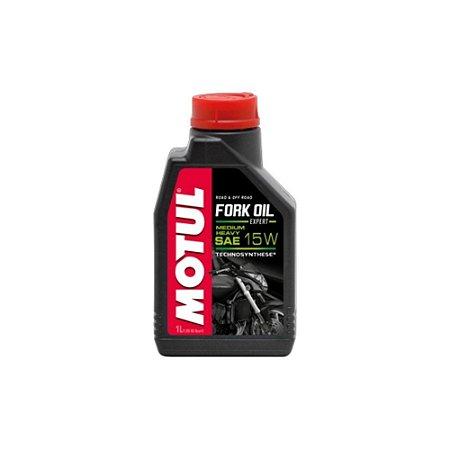 Óleo de Suspensão Motul Fork Oil Expert 1 Litro 15W