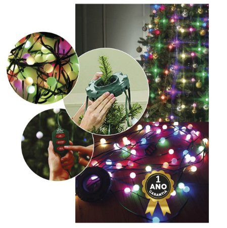 CORDAO LED DECORLASER TREE LUXE