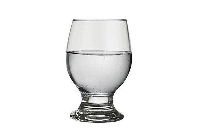 Taça  em Vidro  Para Água Paulista 250ml Nadir