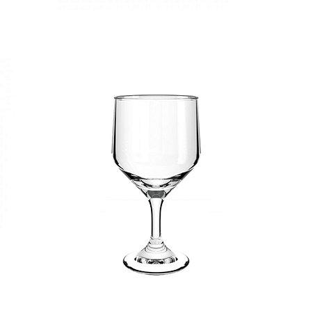 Taça Bistro em Vidro Para Vinho  Tinto 263mL Cisper