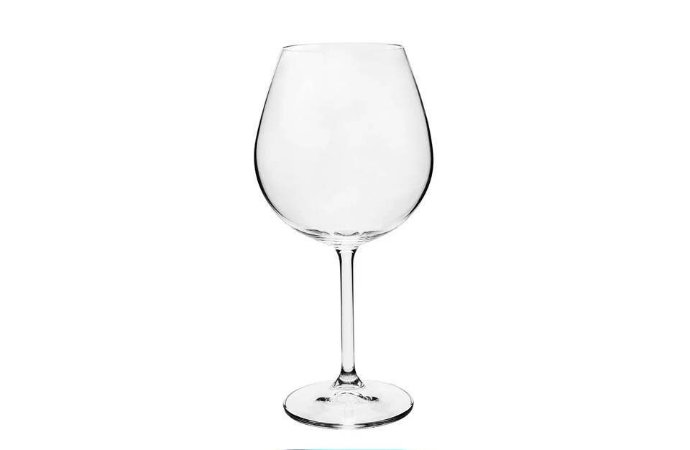 Taça em Cristal Bordeaux Gastro 650ml Bohemia