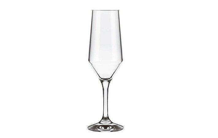 Taça em Vidro para Champagne SM Buffet 186ML Nadir