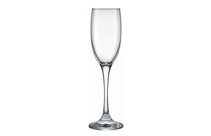 Taça em Vidro para Champanhe Barone 190ml Nadir