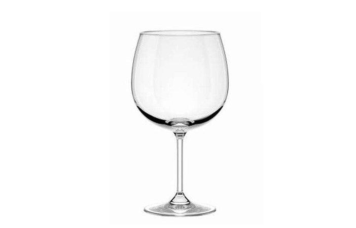 Taça em Cristal com titânio para Gin Tônica Sense 820ml Brinox