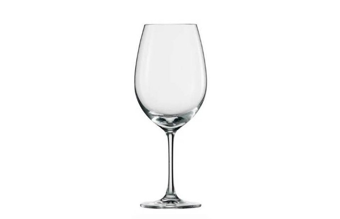 Taça em Cristal com Tritan para Água ou Vinho Tinto Ivento 506ml Schott Zwiesel
