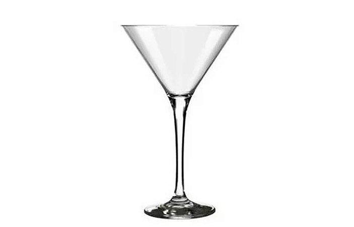 Taça em Vidro para Martini 250ml Nadir