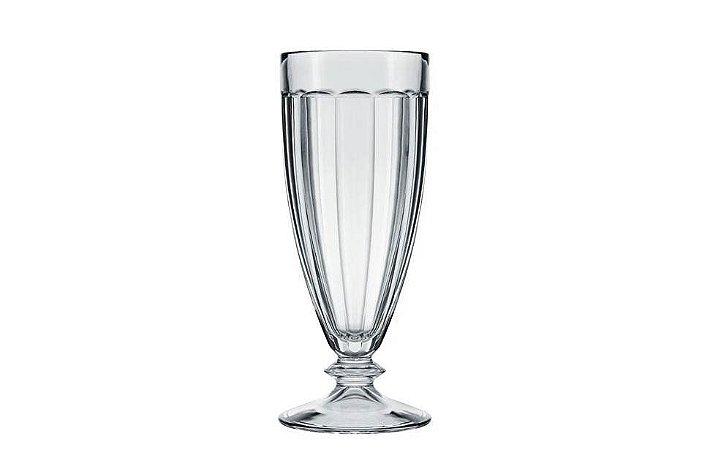 Taça em Vidro para Milk Shake Tropical 360ml Nadir