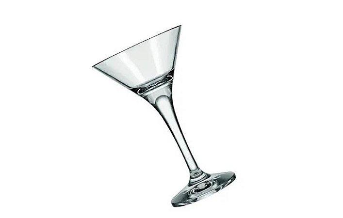 Taça em Vidro para Mini Martini 100ml Nadir