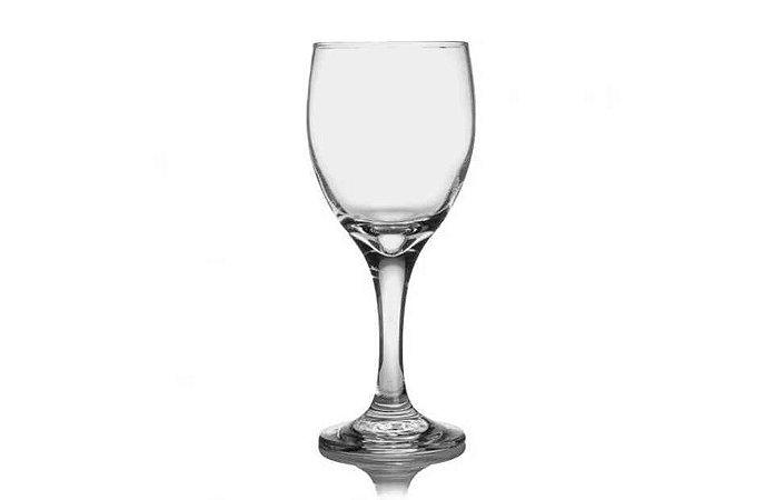 Taça em Vidro Para Vinho Branco Imperatriz 300mL Nadir