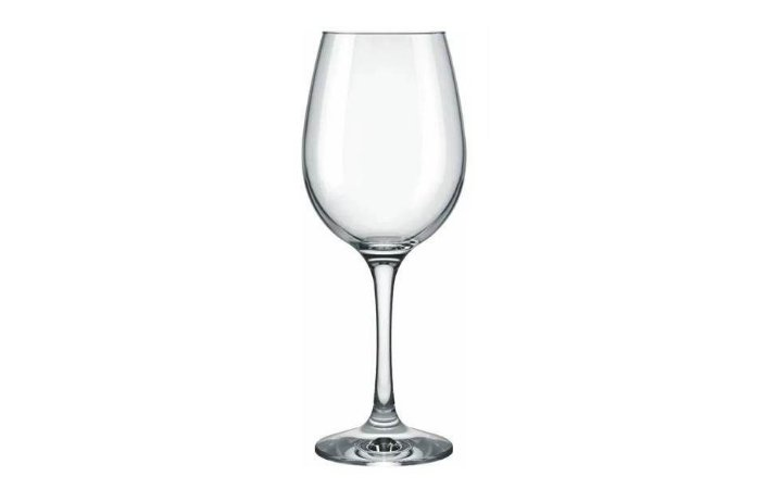 Taça em Vidro para Vinho tinto Barone 385ml Nadir