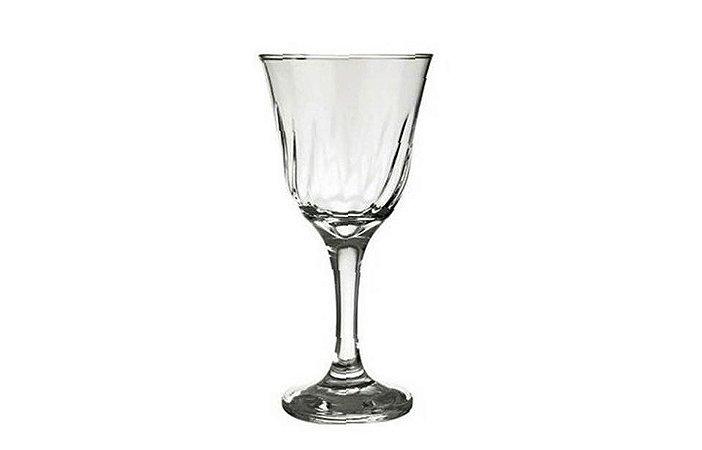 Taça em Vidro para Vinho Tinto Lirio 250ml Nadir