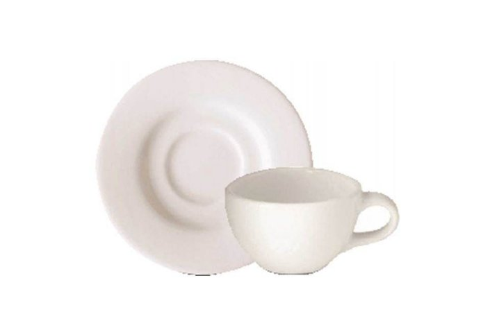 Xícara em Porcelana para Café com Pires 110ml Ball Corona Yoi