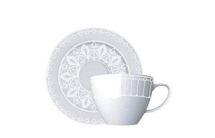 Xícara em Porcelana  para Chá Palace 215mL Germer