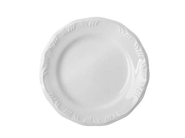 Prato Raso em Porcelana Pomerode Schmidt