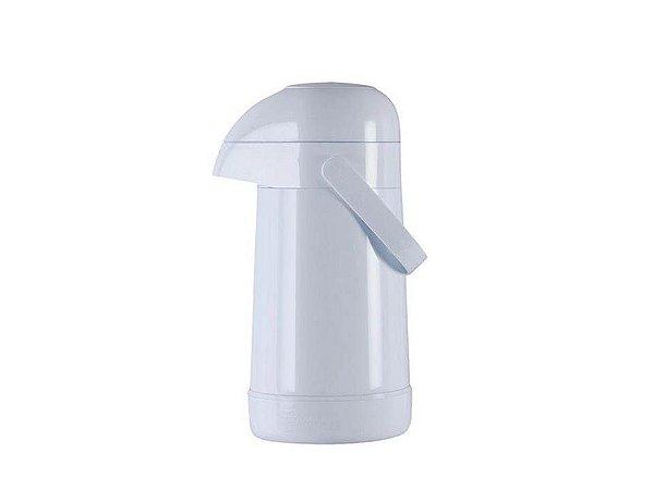 Garrafa Térmica Magic Pump Branca 500ml Termolar