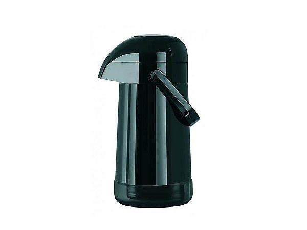 Garrafa Térmica Magic Pump Preta 500ml Termolar