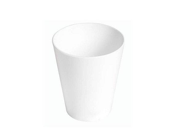 Copo Fresc em Polipropileno Branco 350 ml Vemplast