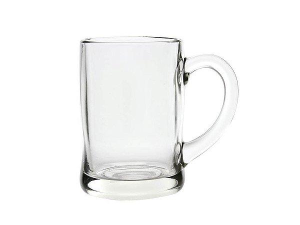 Caneca em Vidro para Cerveja Benidorm 450ml Luminarc