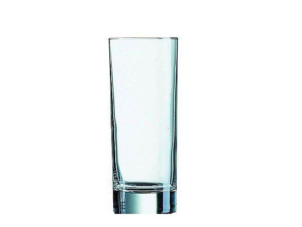 Copo em Vidro Long Drink Island 330ml Luminarc