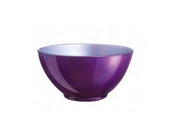 Bowl em Vidro Temperado Flashy Blueberry 500ml Luminarc