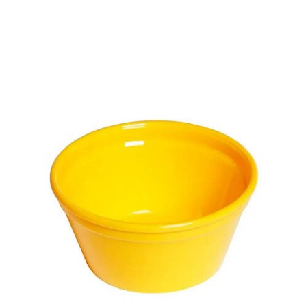 Ramequim em Polipropileno Cheff Amarelo 90ml