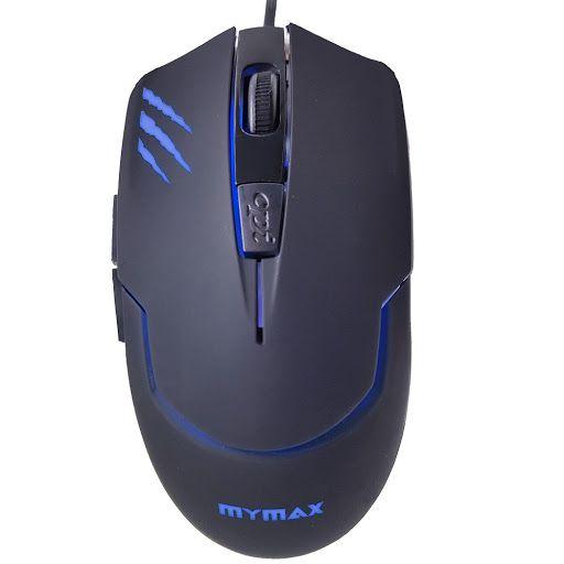 Mouse Gamer Tiger 2400 DPI – Preto Com Led 4 Cores