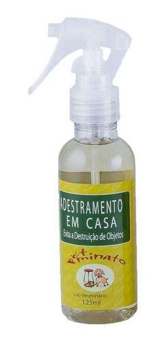 Spray Amargo Adestramento Casa Cães Petminato 100ml