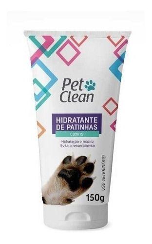 Creme Hidratante Patas Cotovelo Cães E Gatos Petclean 150g