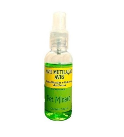 Anti Mutilação Aves Spray 100mL