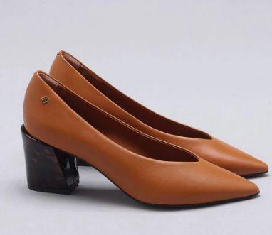 Sapato Couro Atanado Capodarte