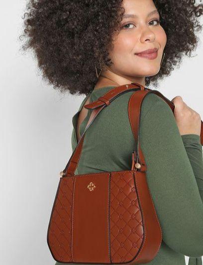 Bolsa Capodarte Shoulder Bag