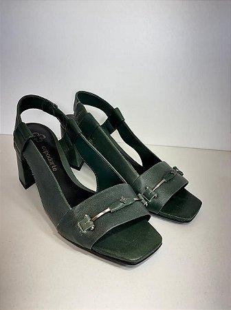 Sapato Mestico Caseina Verde Turmalina