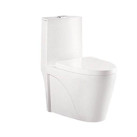 Vaso Sanitário Acoplado (monobloco) Confort Plus