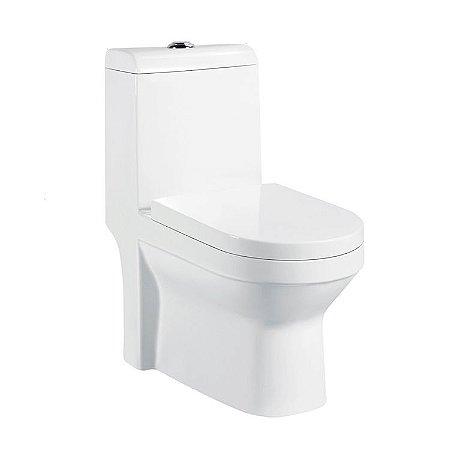 Vaso Sanitário Acoplado (monobloco) Confort Basic