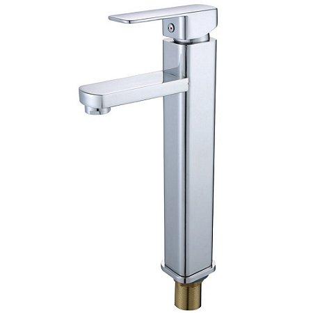 Torneira Misturador Monocomando Banheiro/Lavabo Luxo