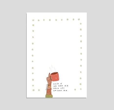 Cartão Bom Dia | Produto digital enviado por e-mail